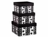 Geschenk-VerpackungenPack-Pfötchen Serie: Pfötchen Box Set