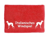 Schmuck & AccessoiresMetall-Hundekopf PinsHandtuch: Italienisches Windspiel 1