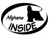 Bekleidung & AccessoiresHundesportwesten mit Hundemotiven inkl. Rückentasche MIL-TEC ®Inside Aufkleber: Afghane 2