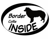 Leben & WohnenKissen & KissenbezügeInside Aufkleber: Border Collie