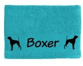 Socken mit TiermotivSocken mit HundemotivHandtuch: Boxer 1