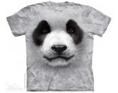 Tiermotiv Tassen3D Tassen WildtiereThe Mountain T-Shirt - Panda Face