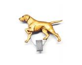 Taschen & RucksäckeCanvas Tasche HunderasseHundeausstellungs-Startnummern-Clip: Vizsla