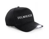 Hundesport LED CAP Dogwalker -schwarz-