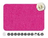 Wasser- & Futternäpfe für Hunde & KatzenWaschbare Napfunterlage: Pink 30 x 65 cm