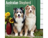 Für Menschen% SALE %Australian Shepherd - Hundekalender 2021 by Avonside