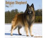 Bekleidung & AccessoiresHundesportwesten mit Hundemotiven inkl. Rückentasche MIL-TEC ®Belgischer Schäferhund - Hundekalender 2021 by Avonside
