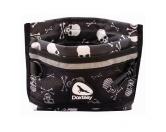 Für TiereKühlartikel für HundeDoxtasy Trainings-Tasche mit Schnellverschluß -Skull and Bone-