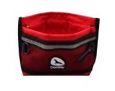 Für TiereKühlartikel für HundeDoxtasy Trainings-Tasche mit Schnellverschluß -Rot-