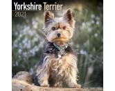 Taschen & RucksäckeCanvas Tasche HunderasseYorkshire Terrier - Hundekalender 2021 by Avonside