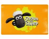 Wasser- & Futternäpfe für Hunde & KatzenTrixie Shaun das Schaf Napfunterlage Orange 44 x 28 cm