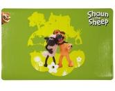 Wasser- & Futternäpfe für Hunde & KatzenTrixie Shaun das Schaf Napfunterlage Shaun & Bitzer 44 x 28 cm