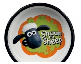 Wasser- & Futternäpfe für Hunde & KatzenTrixie Shaun das Schaf Napf Shaun -Orange- 800 ml