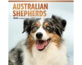 BrownTrout Hunde Kalender 2018Browntrout Hunde Wandkalender 2018: Australian Shepherd