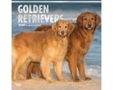BrownTrout Hunde Kalender 2018Browntrout Hunde Wandkalender 2018: Golden Retriever