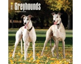 BrownTrout Hunde Kalender 2018Browntrout Hunde Wandkalender 2018: Greyhound