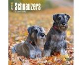 Schmuck & AccessoiresHunderassen Schmuck AnhängerSchnauzer - Hundekalender 2018 by BrownTrout