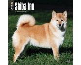 BrownTrout Hunde Kalender 2018Browntrout Hunde Wandkalender 2018: Shiba Inu