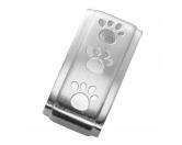 Für TiereWasser- & Futternäpfe für Hunde & KatzenEnergy & Life: Hunde Pfötchen Magnet-Schmuck-Anhänger