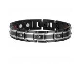 MarkenEnergie & Life Schmuck-Armband: Pfote - Pfötchen schwarz