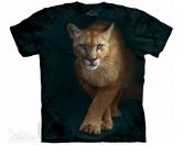 Tiermotiv Tassen3D Tassen WildtiereThe Mountain Shirt Leopard - Emergence