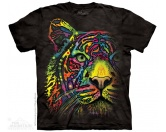 The Mountain Shirt: Rainbow Tiger