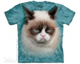 RestpostenThe Mountain Shirt Katze - Grumpy Cat