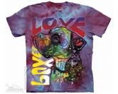 The Mountain Shirt: Boxer Luv