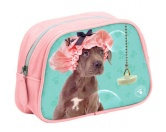 Hunderasse Fan KollektionLabrador Fan KollektionMyrna Kosmetik Tasche: Hund Labrador