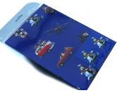 SchnäppchenGeschenkpapier + Anhänger: Planes & Trains Hunde Meerschwein