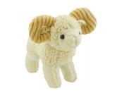 Spielzeuge für HundeKuschelige Ziege: Hanni - 30 cm
