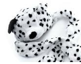 SchnäppchenFunny Plüsch Mütze: Hund - Dalmatiner