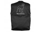 Bekleidung & AccessoiresHundesportwesten mit Hundemotiven inkl. Rückentasche MIL-TEC ®Vizsla 2 - Hundesportweste mit Rückentasche MIL-TEC ®