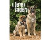 Browntrout Hunde Wochenplaner 2018: German Shepherds - Deutscher Schäferhund