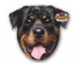 Schmuck & AccessoiresHunderassen Schmuck AnhängerPet Faces Kissen Hund: Rottweiler -50 cm-