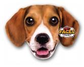 Bekleidung & AccessoiresSchals für TierfreundePet Faces Kissen Hund: Beagle -50 cm-