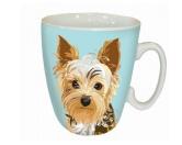 Tiermotiv TassenTassen HunderassenHunde Motiv Tasse: Yorkshire Terrier