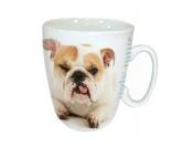 Schmuck & AccessoiresHunderassen Schmuck AnhängerHunde Motiv Tasse: Ugly Mug Bulldogge - Ich hasse Montage!