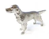 Socken mit TiermotivSocken mit HundemotivIrish Setter Figur