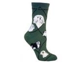 Bekleidung & AccessoiresHundesportwesten mit Hundemotiven inkl. Rückentasche MIL-TEC ®Hunde Rasse Socken: Havaneser -grün-