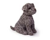 Aufkleber & TafelnHunderassen-AutoaufkleberTürstopper Hund: Murphy - Der Border Terrier