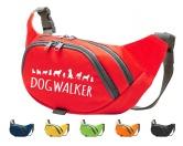 Für MenschenNostalgische GeschenkartikelHundesport Bauchtasche Fun: Dogwalker