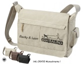 Kollektion -Mantrailing-Canvas Bag Nature: Mantrailing