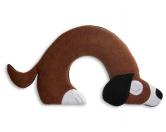 Leschi Design WärmekissenLeschi Design Wärmekissen: Hund Bobby Fleece -braun-