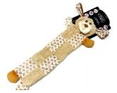 Spielzeuge für HundeHunde Plüsch Knister Spielzeug: Dog -60 cm- mit Squeaker