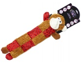 Spielzeuge für HundeHunde Plüsch Knister Spielzeug: Affe -60 cm- mit Squeaker