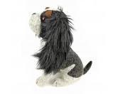 AusstellungszubehörHunderassen Ringclips vergoldetCC Cavalier King Charles - Türstopper Hund