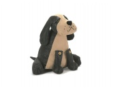 The Mountain FaceThe Mountain-Shirts HundeTürstopper Hund: Fred - Der Basset