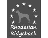 SchnäppchenSoftshell-Jacke-Hoody: Rhodesian Ridgeback S EINZELSTÜCK