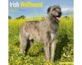 Taschen & RucksäckeCanvas Tasche HunderasseIrish Wolfhound - Hundekalender 2021 by Avonside